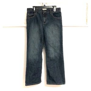 THE CHILDREN'S PLACE Bootcut Husky Jeans